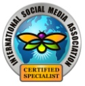 ISMA Certified Socail Media Specialist Logo